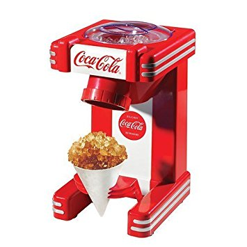 Nostalgia Electrics RSM702COKE Coca-Cola Series Single Snow Cone Maker 1.0 ea(pack of 1)