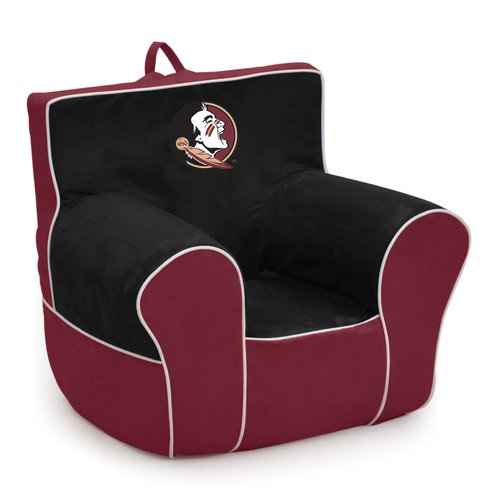 Kidz World ''All American'' Collegiate Two-Tone Tag Along Kids Foam Chair