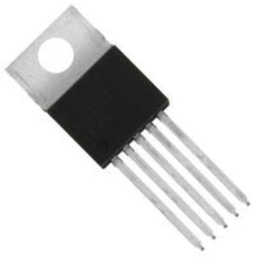 10X Texas Instruments Lm2576T-5.0 Nopb Ic, Step-Down Volt Reg, 5-To-220 by Texas Instruments