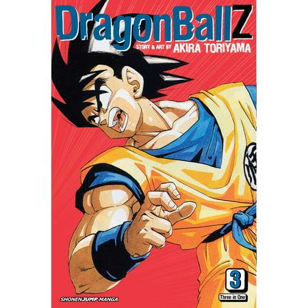 Dragon Ball Z, Vol. 3 (VIZBIG Edition) (Dragon Ball Z Personality)