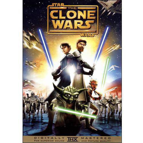 Star Wars: The Clone Wars (Widescreen)