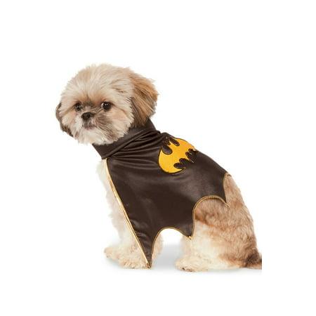 Image of Batgirl Cape Pet Costume