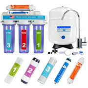 Best Reverse Osmoses - BIGLAND 5 Stage Home Drinking Reverse Osmosis RO Review