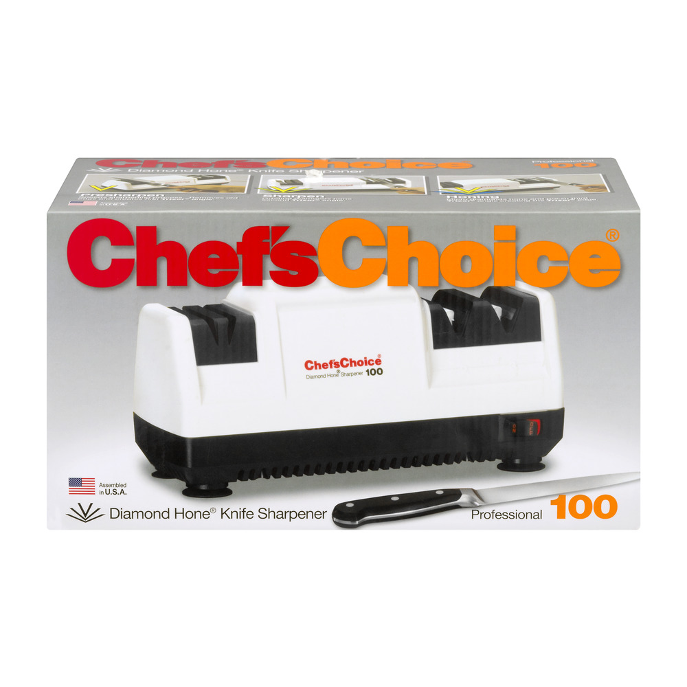 Chef's Choice Diamond Hone Knife Sharpener, 1.0 CT by Edge Craft