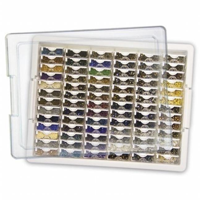 Elizabeth Wards Tiny Container Bead Storage Tray-