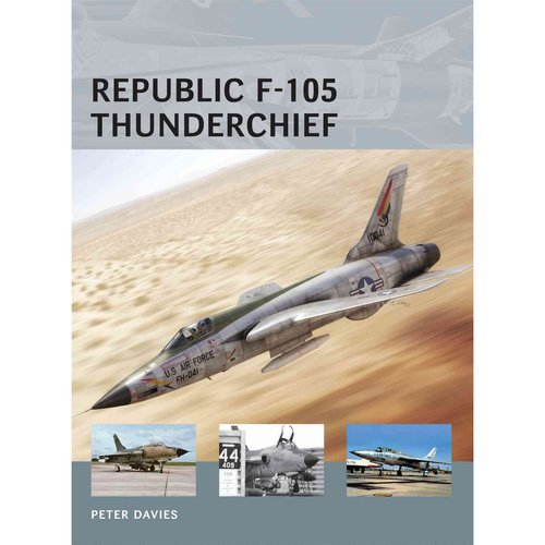 Image of Republic F-105 Thunderchief