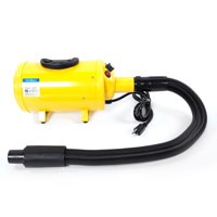 STL-1902 120V 2800W Portable Dog Cat Pet Groomming Blow Hair Dryer Quick Draw Hairdryer US Standard