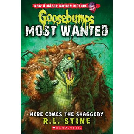 Here Comes the Shaggedy (Goosebumps: Most Wanted