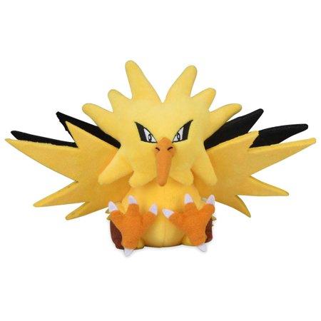 Pokemon Sitting Cuties Zapdos Plush - Zapdos Price