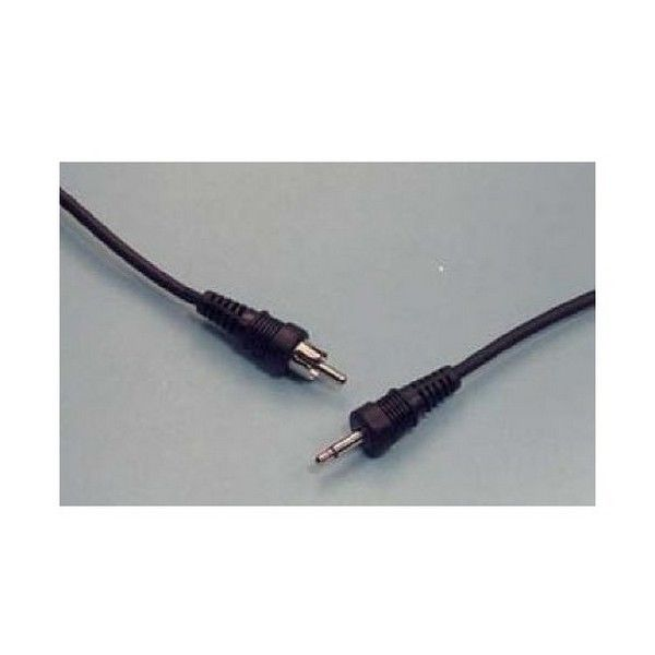 Ca67 3ft 3 5mm Mono Audio Patch Cable 3 5mm Male To Rca
