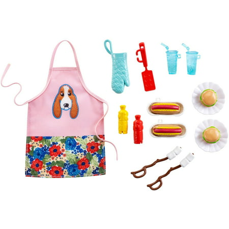 Barbie Pioneer Woman Ree Drummond Cooking Accessory Set- (Barbie And The Diamond Castle Alexa Doll)
