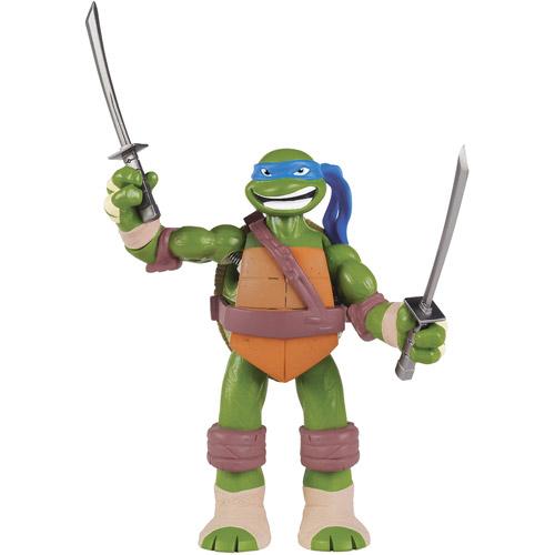 Teenage Mutant Ninja Turtles PowerSound FX Action Figure, Leonardo