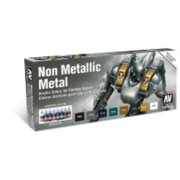 Non-Metallic Metal Set New