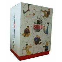The Big Bang Theory Complete Series DVD Box Set Seasons 1-12