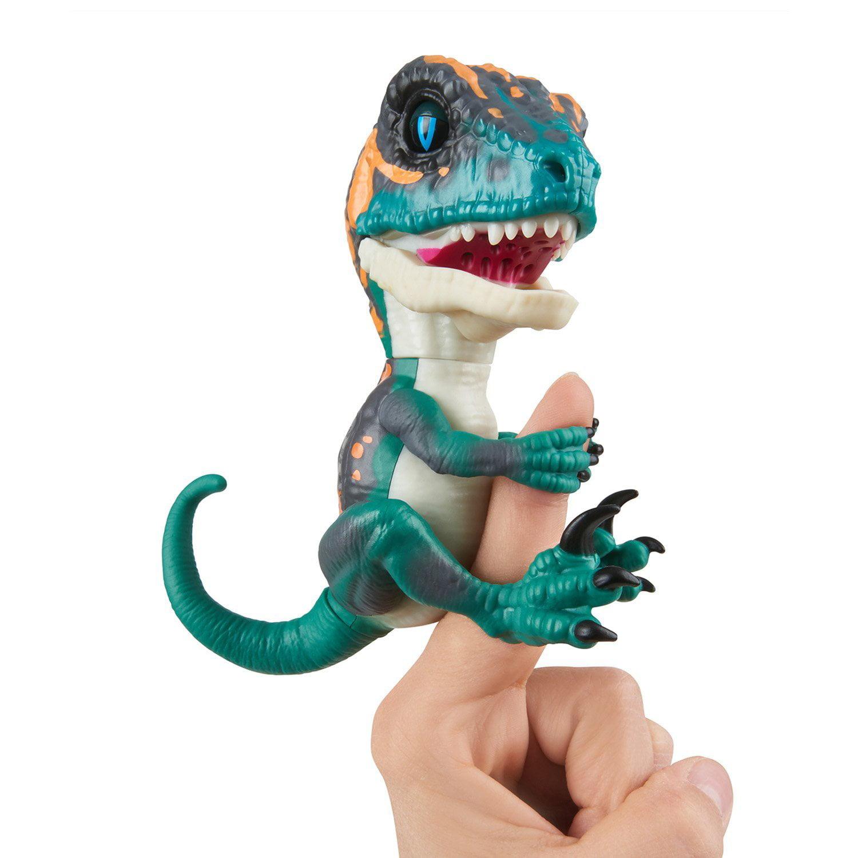 Untamed Raptor Series 1 - Fury - Interactive Dinosaur by WowWee