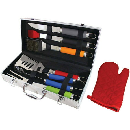 Chef Basics Select 7-Piece Bbq Tool Set