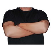 Missing Link SPF 50 Skin Colored 3 ArmPro Compression Sleeves - APS3
