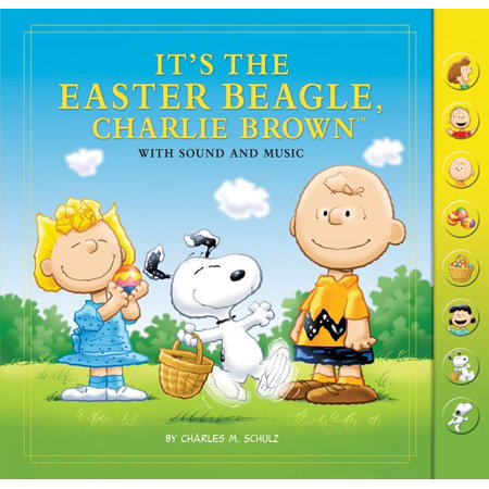It's the Easter Beagle, Charlie Brown: With Sound and Music - It Is Halloween Night Charlie Brown