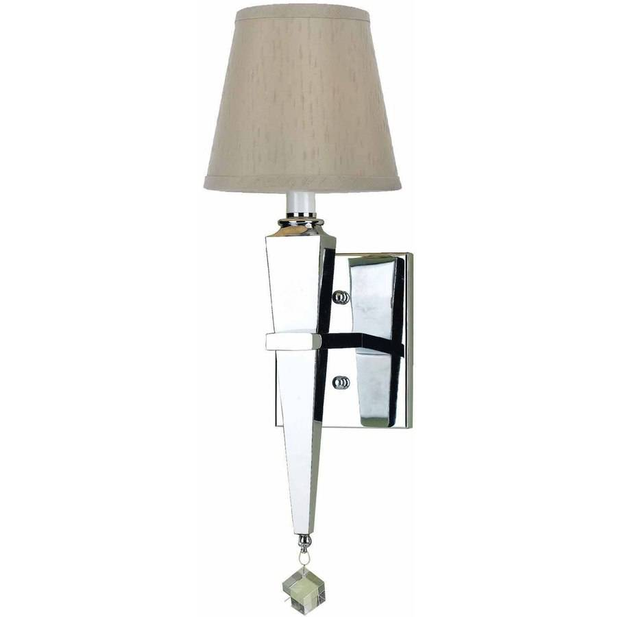 AF Lighting Margo Wall Sconce with Cream Shade by AF Lighting