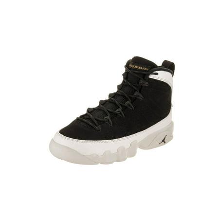 ff1619605ec Nike Jordan Kids Air Jordan 9 Retro BG Basketball Shoe - Walmart.com