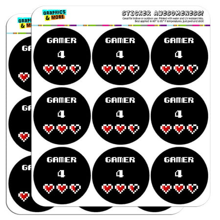 Gamer 4 Life for Pixel Hearts Geek 2