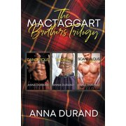 Hot Scots: The MacTaggart Brothers Trilogy (Paperback)
