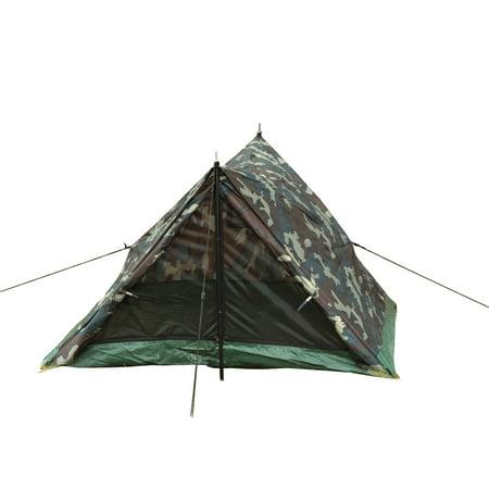 Woodland Camo 2 Man Trail Tent - Walmart.com b9442ff121c