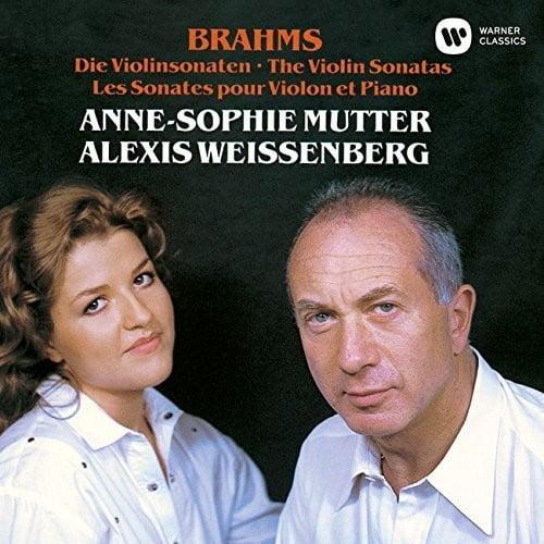 Brahms: Violin Sonatas by