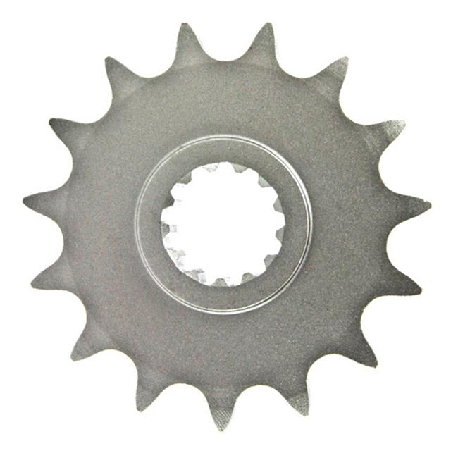Outlaw Racing OR42214 Front Sprocket ,Yamaha YT125-YT175 Tri-Moto ATV QUAD - 14T