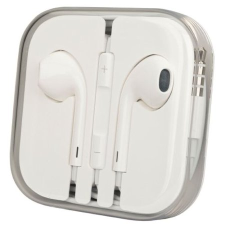 New Genuine Original APPLE iPhone 5 5S 5C 6 6S Plus EarPods Earphones (Best Wireless Earbuds For Iphone 6 Plus)