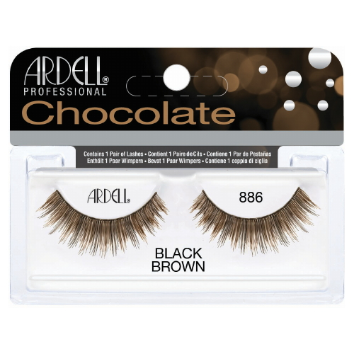 ARDELL Professional Lashes Chocolate Collection - Black Brown 886 - image 2 de 2