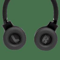JBL Live 400BT Wireless On-Ear Headphones (Black)