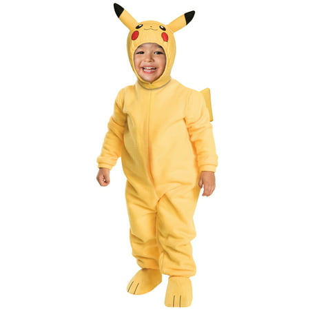 Pokemon - Pikachu Toddler Costume - Pikachu Girl