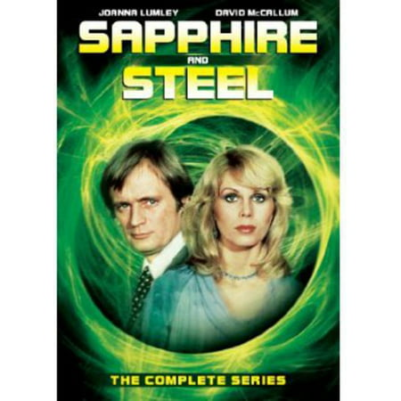 Sapphire and Steel: The Complete Series (Florida Sapphire Series)