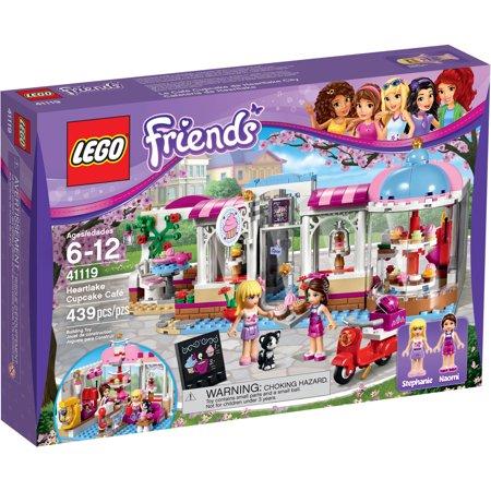 Lego Lego Friends Heartlake Cupcake Cafe  41119