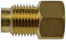Dorman 785432 3//16 x 1//4 Brake Adapter