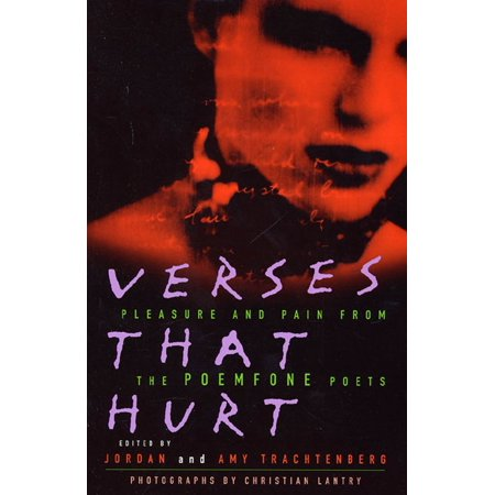 Verses That Hurt : Pleasure and Pain from the POEMFONE