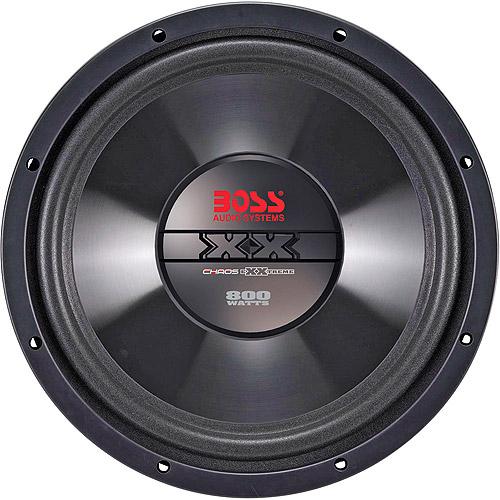 "Boss Audio 12"" Subwoofer 4-Ohm Voice Coils (One Subwoofer)"