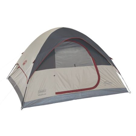 - Coleman Highline 4-Person Dome Tent, 9 x 7