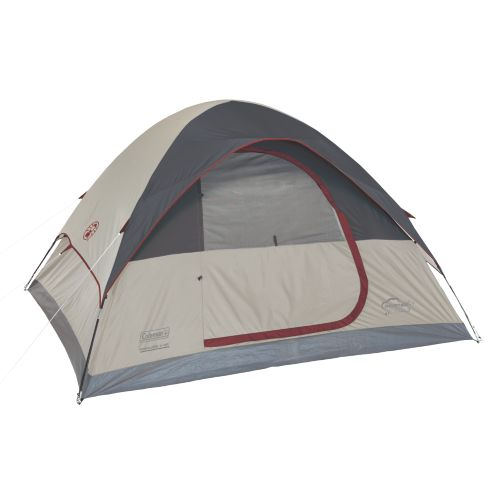 Coleman Highline™ II 4-Person Dome Tent  sc 1 st  Walmart : best value 4 man tent - memphite.com