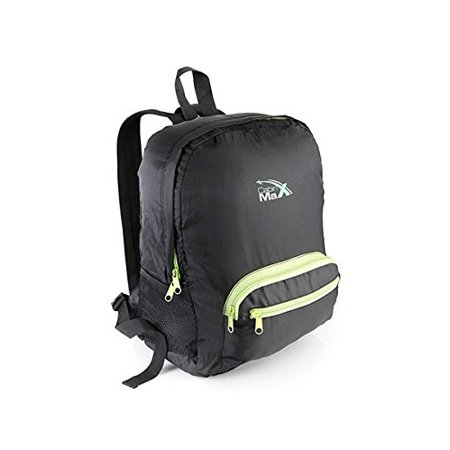 Cabin Max Lightweight Packaway Backpack, ideal for travel, gym, beach bag or (Scubamax Backpack)