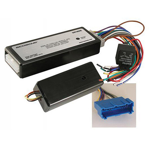 Scosche GM19SR - 2000 - 2005 Seville, Deville and ElDorado Stereo Replacement Interface