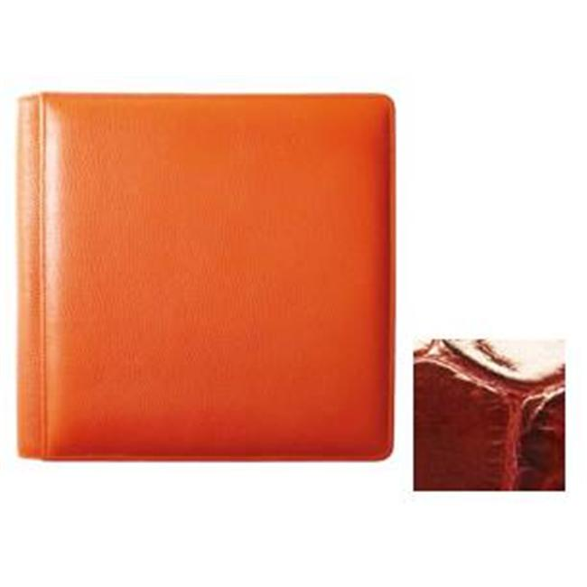 Raika NI 105 RED 4inch x 6inch Large Photo Album - Red