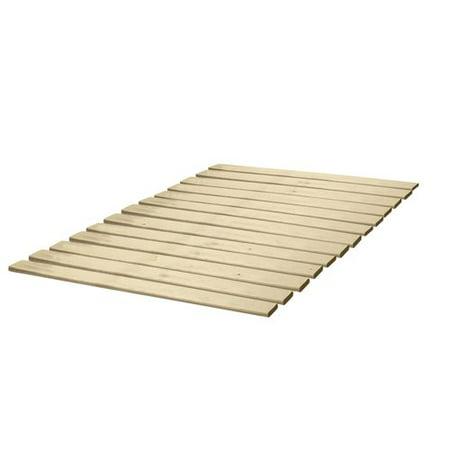 Modern Sleep Wooden Bed Slats Bunkie Board Twin Xl Size