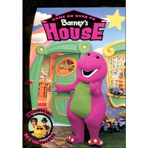 Barney: Come On Over To Barney's House (Full Frame)