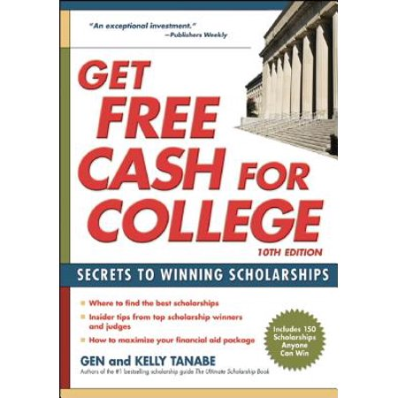 Get Free Cash for College : Secrets to Winning