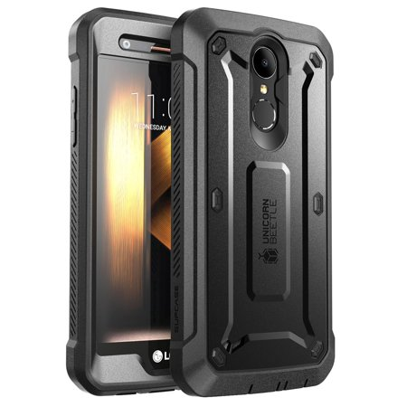 finest selection 6e428 01a86 LG K20 Plus Case, HJ Wireless [Unicorn Beetle PRO Series] Full-Body Rugged  Holster Case with Built-in Screen Protector for LG K20 V/LG K20 Plus/LG ...