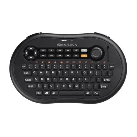 SMK-Link Wireless Ultra Mini Wireless Compact TV and Presentation Keyboard VP6360