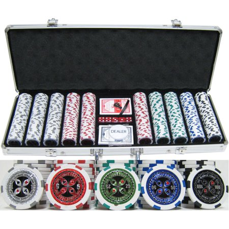 500 piece 13.5g Ultimate Poker Chip -