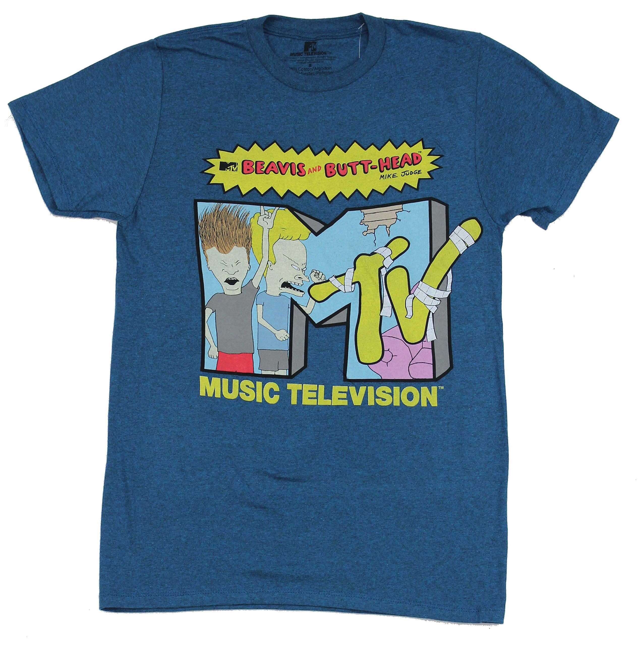 Beavis and Butthead Officially Licensed Costume Shirt Shorts MTV Teen /& Adult